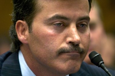 Palmeiro again claims no steroid use