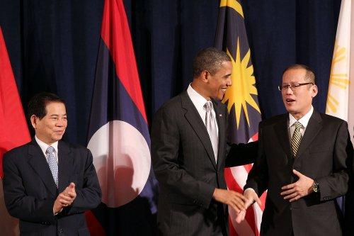 Obama, Aquino to sustain countries' bond