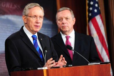Senate Dems propose millionaire surtax