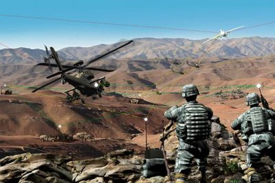 Rockwell Collins intros new military communications system