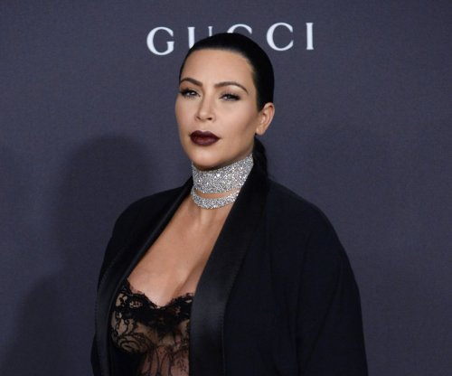 Kim Kardashian reveals unborn son is breech