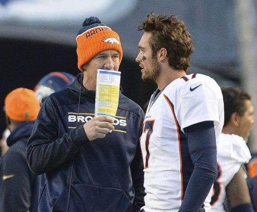 Starting QB a question mark for Denver Broncos