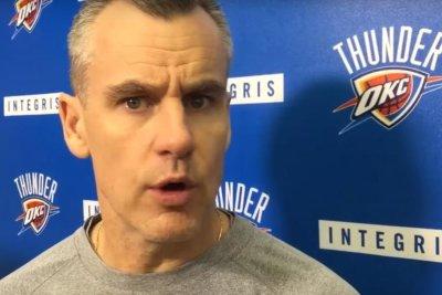 Oklahoma City Thunder holds off Milwaukee Bucks' comeback attempt