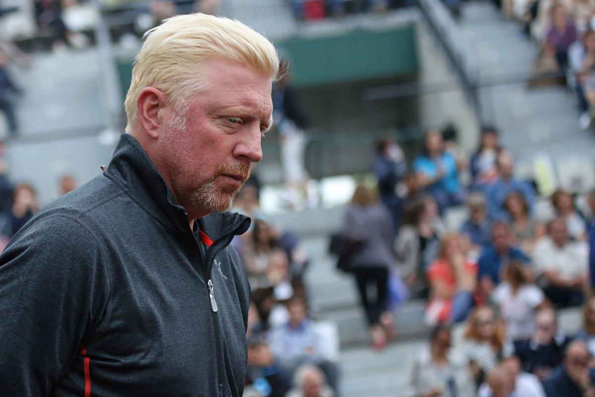 Novak Djokovic dumps coach Boris Becker UPI
