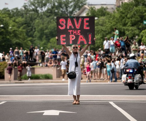 Environmental groups sue EPA over methane rule suspension