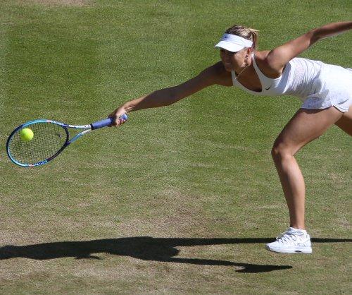 Maria Sharapova will miss Wimbledon due to injury