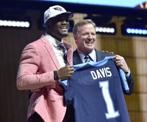 Tennessee Titans rookie WR Corey Davis out vs. Seattle Seahawks