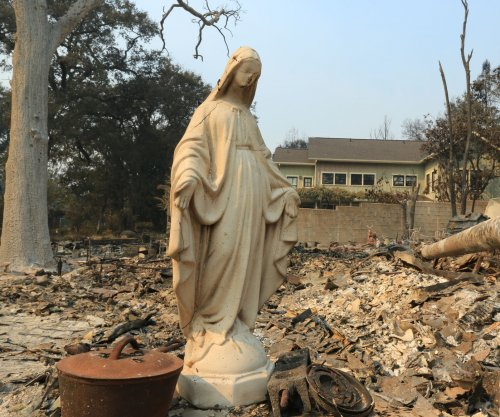 Northern California fires merge, three contained
