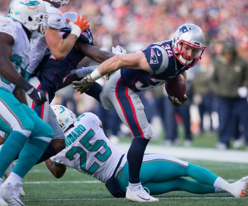 New England Patriots RB Rex Burkhead expected to play in AFC title game