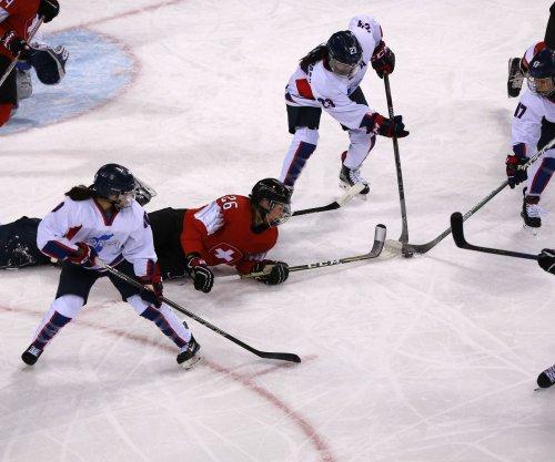 Joint Korean women's hockey team loses opener 8-0
