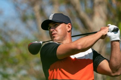 PGA Championship: Leader Brooks Koepka fires course record 63