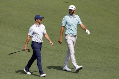 Rory McIlroy, Dustin Johnson, Rickie Fowler to play live golf for charity