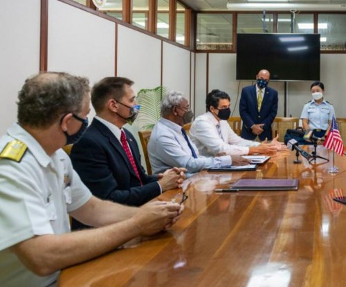 U.S., Seychelles sign maritime protection agreement