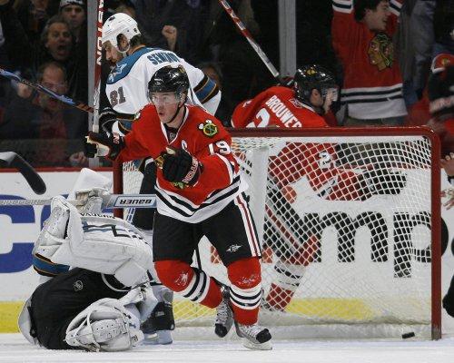 NHL: Chicago 6, San Jose 5 (SO)