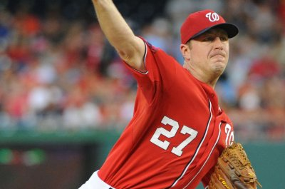 Washington Nationals complete sweep of slumping San Francisco Giants