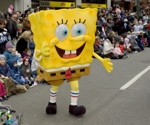 'SpongeBob Musical' features tunes by Steven Tyler, Cyndi Lauper