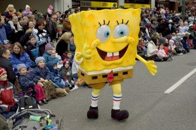 'SpongeBob Musical' features tunes by Steven Tyler, Cyndi Lauper
