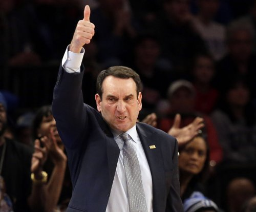 Coach Mike Krzyzewski committed to Rio Games despite health concerns