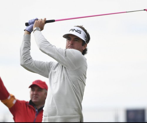 Bubba Watson leads seven-person U.S. Olympic golf team
