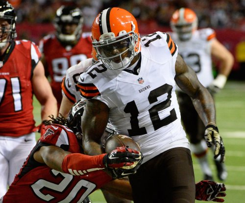 Cleveland Browns WR Josh Gordon meets with Roger Goodell