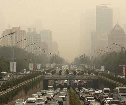 WHO: Entire global population exposed to too much air pollution
