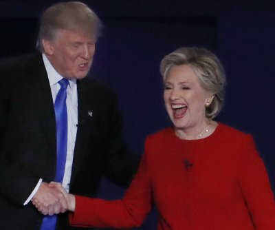 UPI/CVoter: Hillary Clinton regains slight lead in first post-debate poll