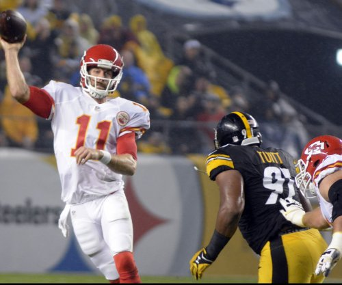 Alex Smith embraces timing of Kansas City Chiefs' bye week