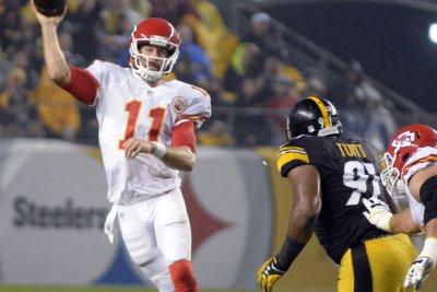 Alex Smith embraces timing of Kansas City Chiefs' bye week