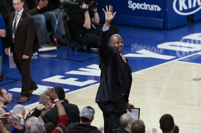Reports: Georgetown to hire Patrick Ewing
