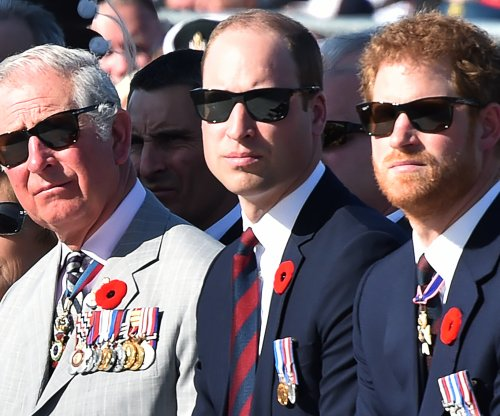 Prince Harry says counseling rescued him from despair of Diana's death