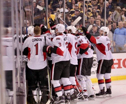 Clarke MacArthur lifts Ottawa Senators to series victory over Boston Bruins