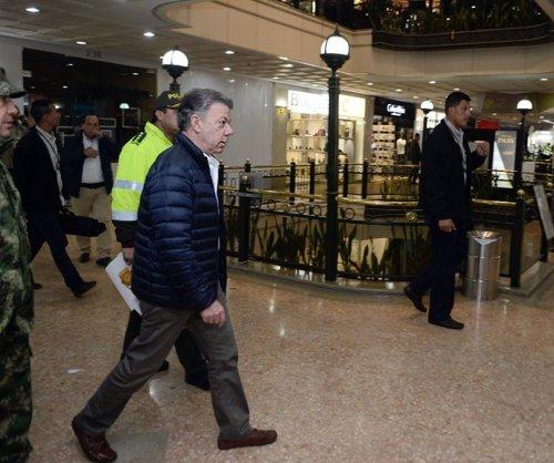 Colombian mall explosion kills 3 in possible terrorist attack