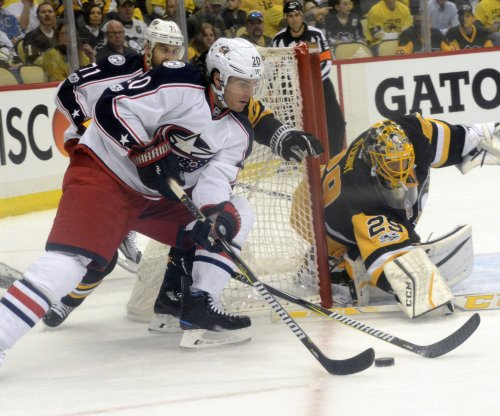 Columbus Blue Jackets ship Brandon Sadd to Chicago Blackhawks