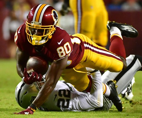 Washington Redskins QB Alex Smith heaps praise on WR Jamison Crowder