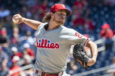 Phillies' Nola aiming to bounce back against Mets