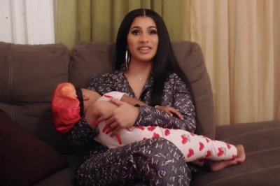 Cardi B shares hopes for daughter Kulture