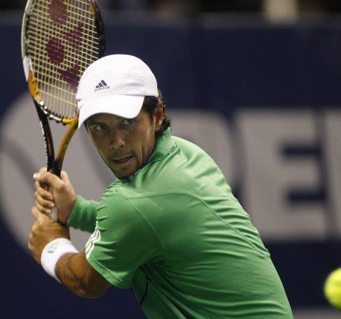 Verdasco, Ferrer are upset winners in Rome