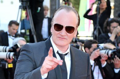 Quentin Tarantino talks about 'Hateful Eight' as first image emerges