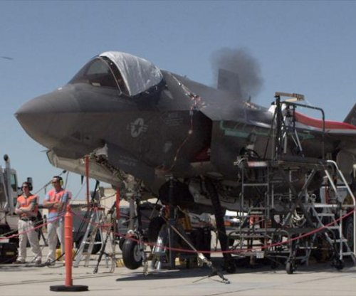 Air Force tests internal integration of Gatling gun on F-35A