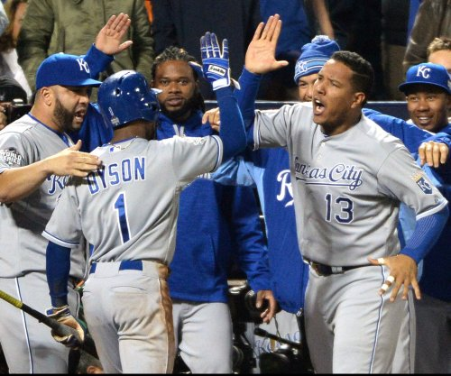 Royals C Salvador Perez named World Series MVP