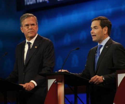 Jeb Bush apologizes to France for Rubio work ethic jab