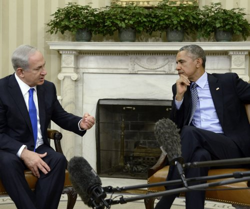 Obama, Netanyahu meet in White House after antagonistic year