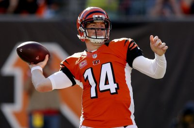 Cincinnati Bengals' Andy Dalton on AFC North race: 'Everybody's in it'