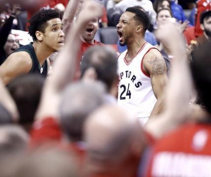 Norman Powell helps Toronto Raptors take 3-2 series lead over Milwaukee Bucks