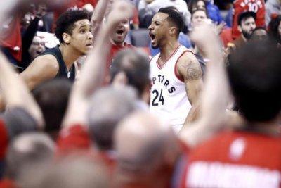 Norman Powell helps Toronto Raptors take 3-2 series lead over Milwaukee Bucks