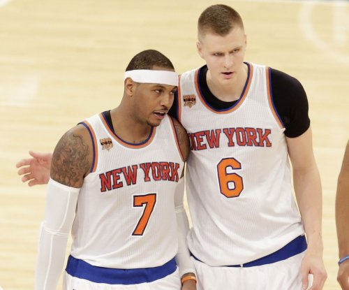 New York Knicks president Phil Jackson wants to trade Carmelo Anthony to a contender