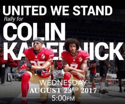 Colin Kaepernick rally planned at NFL headquarters, Spike Lee lends support