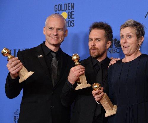 'Three Billboards,' 'Lady Bird' win big at the Golden Globes