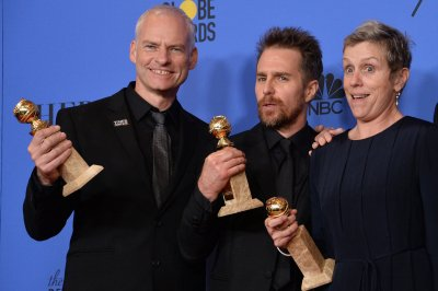 'Three Billboards,' 'Lady Bird' win big at the Golden Globes