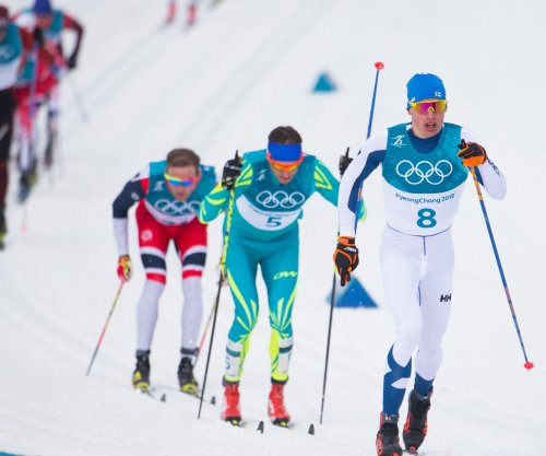 Finland's Niskanen wins men's 50km mass start classic in Pyeongchang